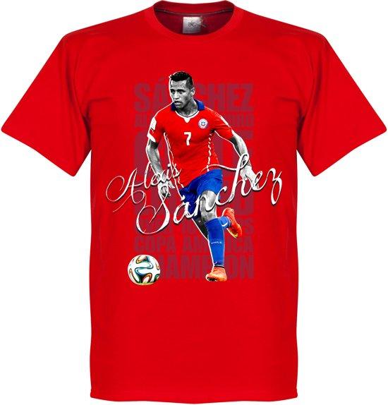 Alexis Sanchez Legend T-Shirt - L