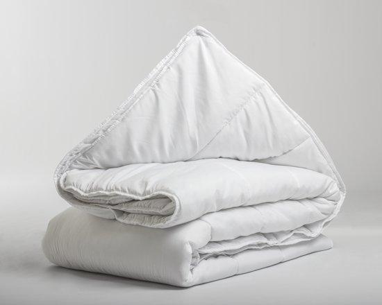 Sleeptime Royal Dekbed - 4 Seizoenen - Eenpersoons - 140x220 cm - Wit