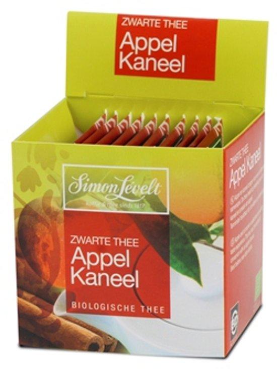 Simon Lévelt Appel Kaneel - 6x10 theezakjes