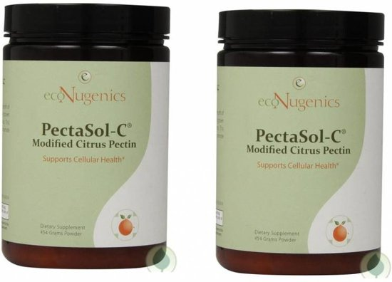 Pectasol-C® Modified Citrus Pectin, 454 Grams, 2-pack