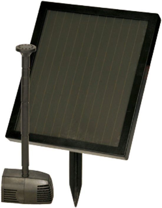 Hozelock - Cascade 300 Fonteinpomp op zonne-energie
