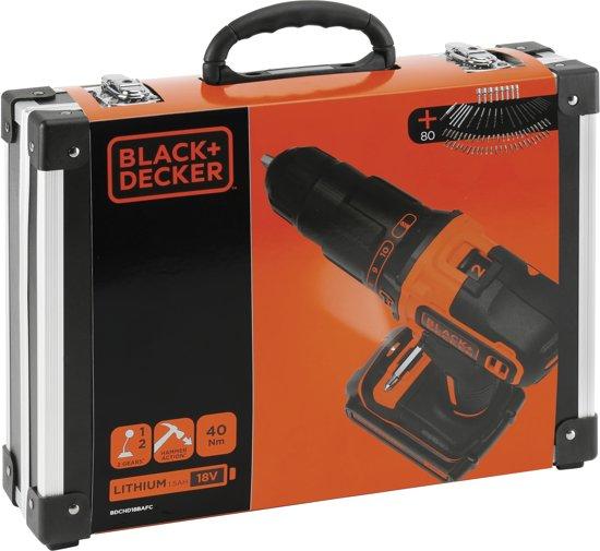 Black & Decker BDCHD18BAFC-QW