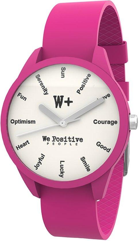 We Positive™ Watch Fuxia WW006