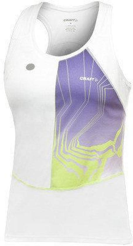 Performance Xl SingletSporttop Kleur Maat Dames Wit Craft v7ImbyfgY6