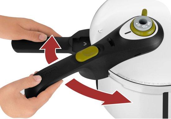 Tefal Secure 5 Neo P25342 Snelkookpan 4 L