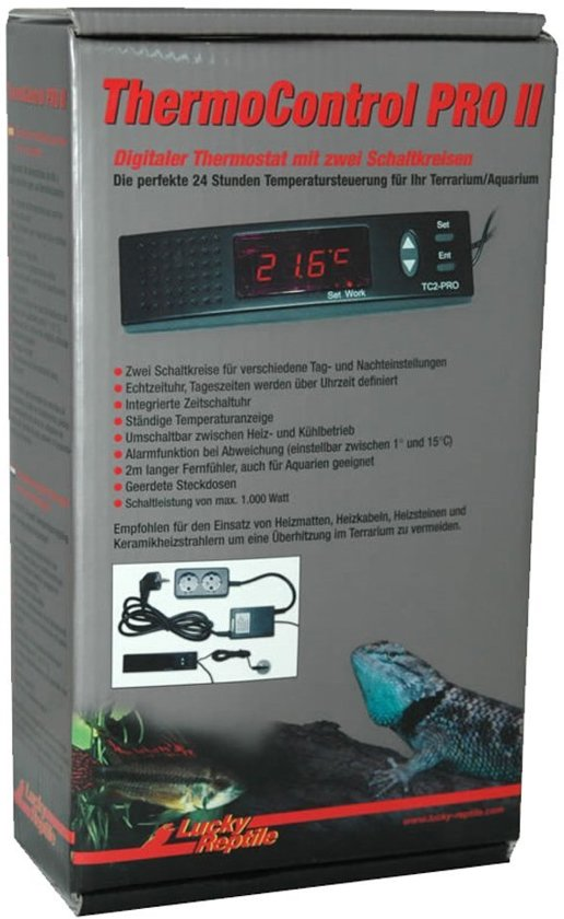 Lucky Reptile Thermo Control - PRO II