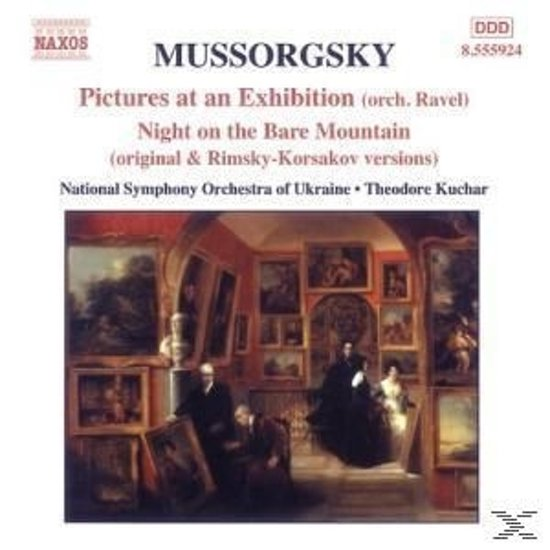 Mussorgsky:Pict. At Exhibition