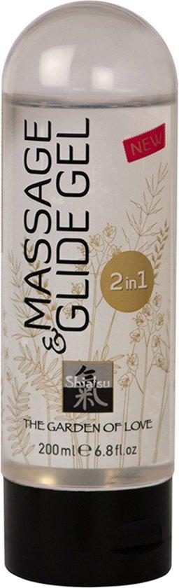 Shiatsu massage olie en glijmiddel
