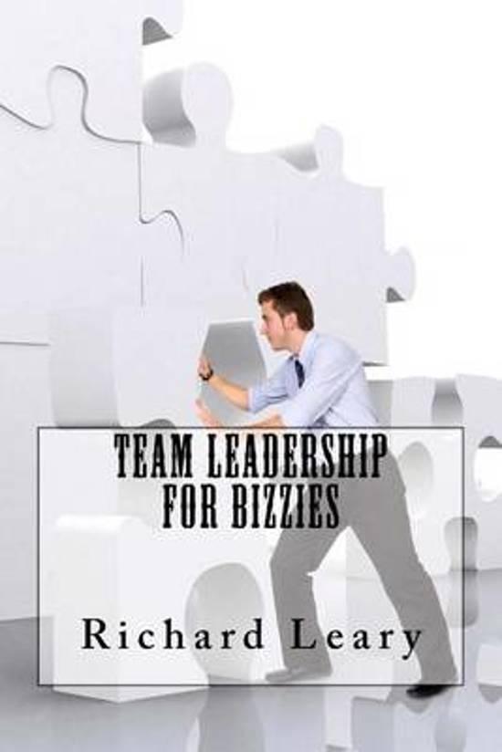 Team Leadership for Bizzies