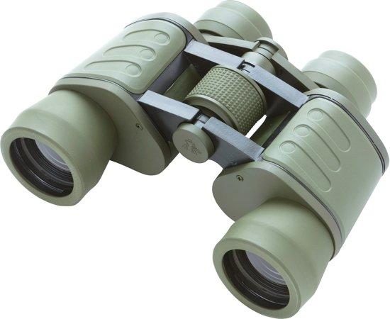 Macgyver - Verrekijker 8 x 40 WA -  Incl. schouderriem en tasje - Ook voor brildragers - 3 jaar garantie