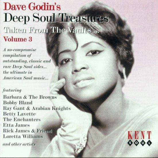 Dave Godin's Deep Soul Treasures Vol. 3