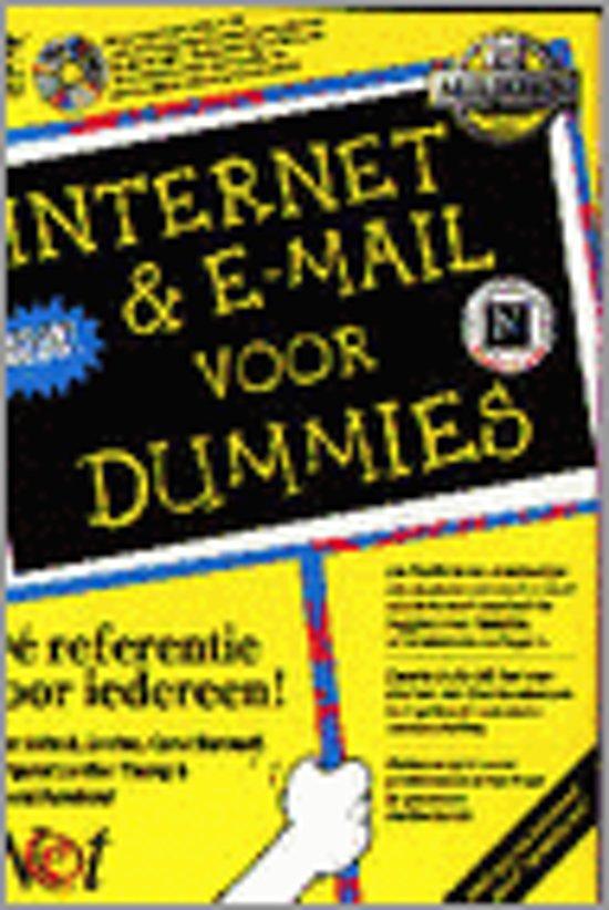 Internet en e-mail voor Dummies - J. Levie pdf epub