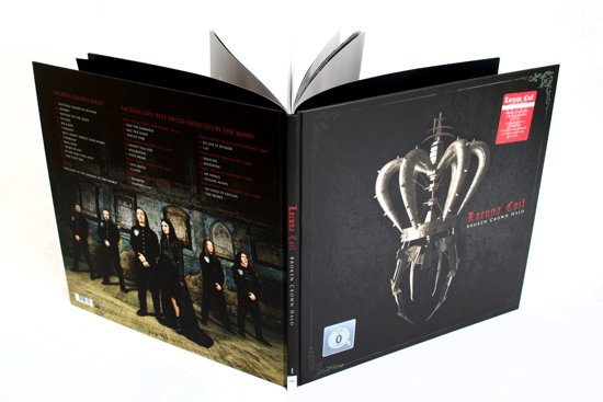 Broken Crown Halo (Limited Deluxe Artbook, 2CD+DVD)