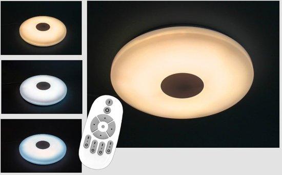 Bol led s light led plafondlamp met afstandsbediening