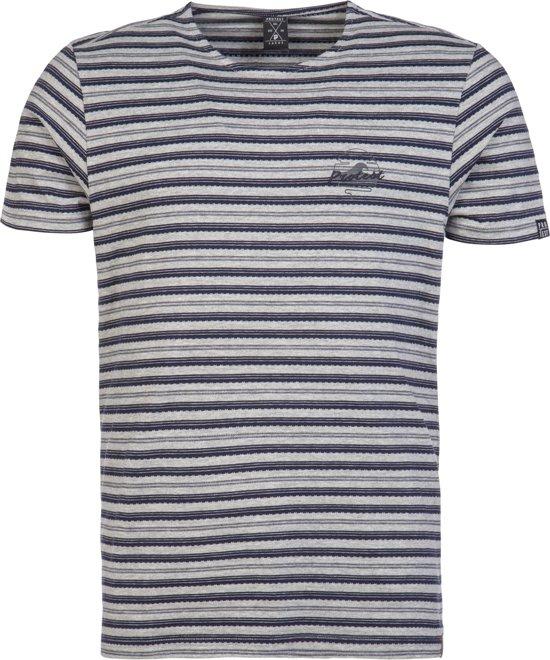 Protest BELPER T-Shirt Heren - Dark Grey - Maat L