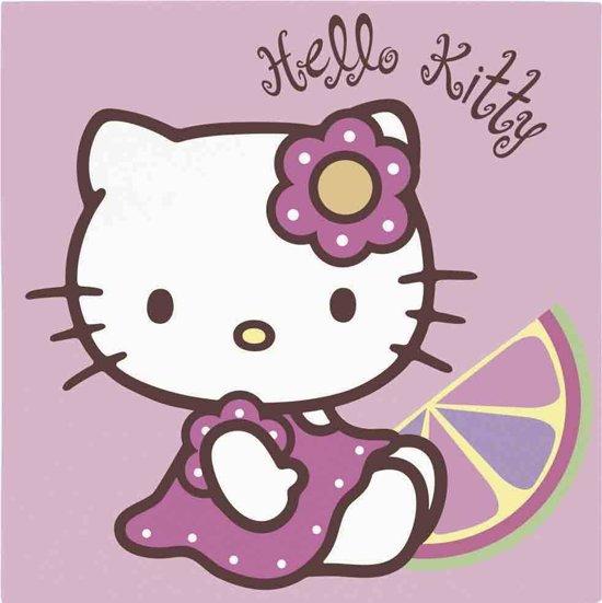 Hello Kitty Servetten Versiering 33x33cm 20 stuks