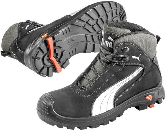 Werkschoenen S3 Puma.Bol Com Puma 63021 Werkschoenen Hoog Model S3 Maat 42 Zwart