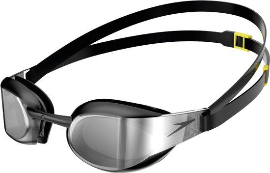 speedo Fastskin3 Elite Mirror zwembril grijs/zwart