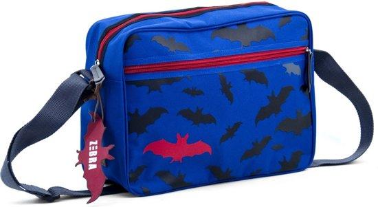 1d45bb91ad8 bol.com   Zebra Trends Batman - Schoudertas - Kinderen - Blauw