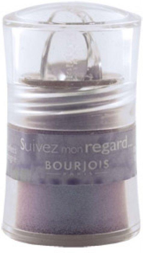 Bourjois Suivez Mon Regard Eyeshadow - 19 Regard Parme Étincelant
