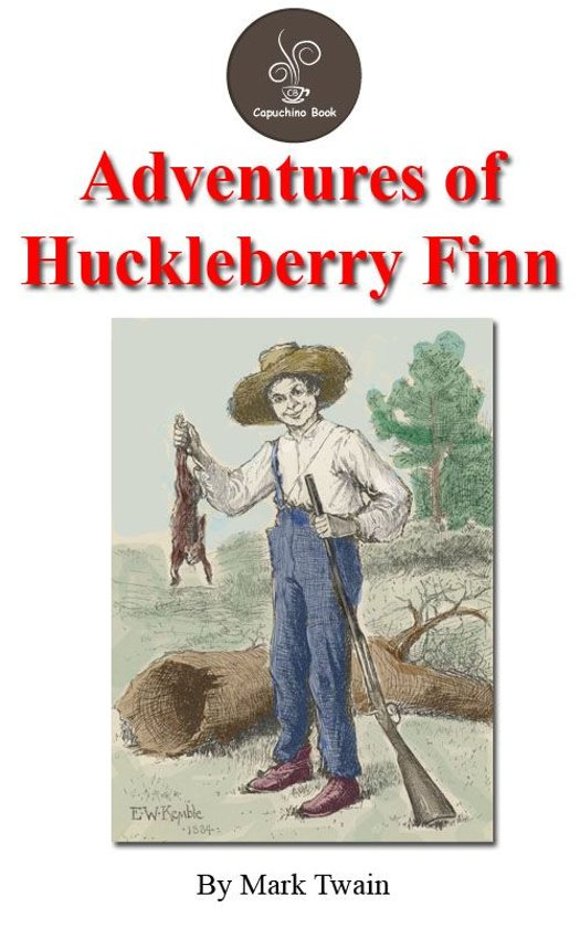 an analysis of different views of freedom in the adventures of huckleberry finn by mark twain The adventures of huckleberry finn had barely made it off the american presses in 1885 before it was banned in several libraries all those fussy librarians objected to the subject matter, the dial.