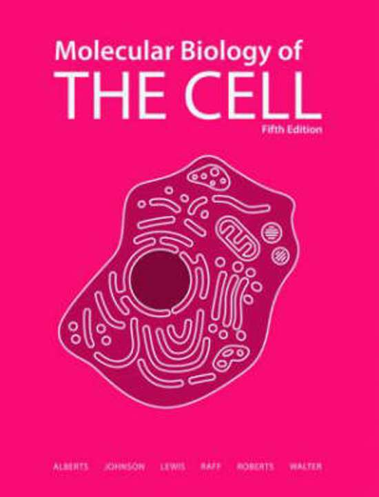 bol com | Molecular Biology of the Cell 5E | 9780815341055