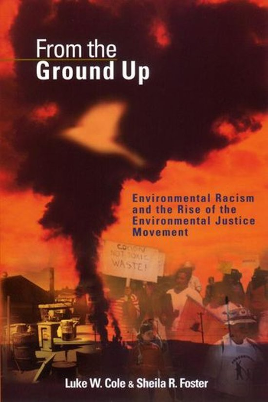 environmental racism essays Environmental justice/environmental racism (article: environmental justice for all) environmental harm/pollution of air and water (chapter 8 in the textbook) waste reduction (chapter 8 in the textbook) select one philosophical theory (utilitarianism, deontology, or.