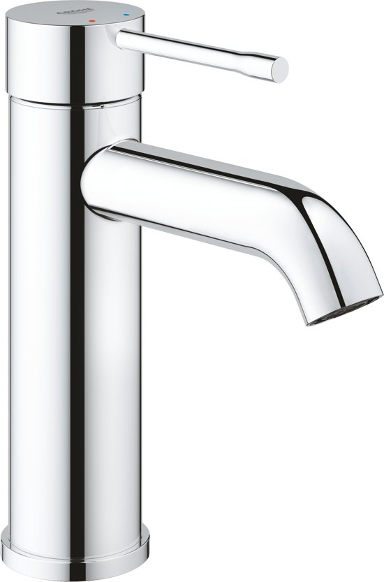 GROHE Essence New Wastafelkraan - Lage uitloop - Chroom