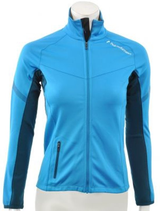 Peak Performance - Crest Wind Jacket - Dames - maat M