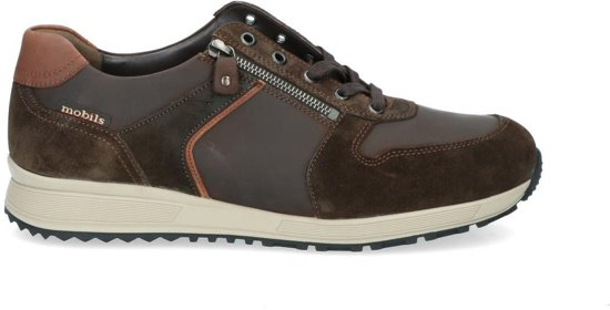 Donkerbruin Sneaker By Lederen Suede Mobils Herve extra Mephisto Breed wRaZzqqY