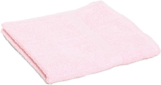 Clarysse Voordeel Expo Handdoeken Roze 50x100cm 6 stuks