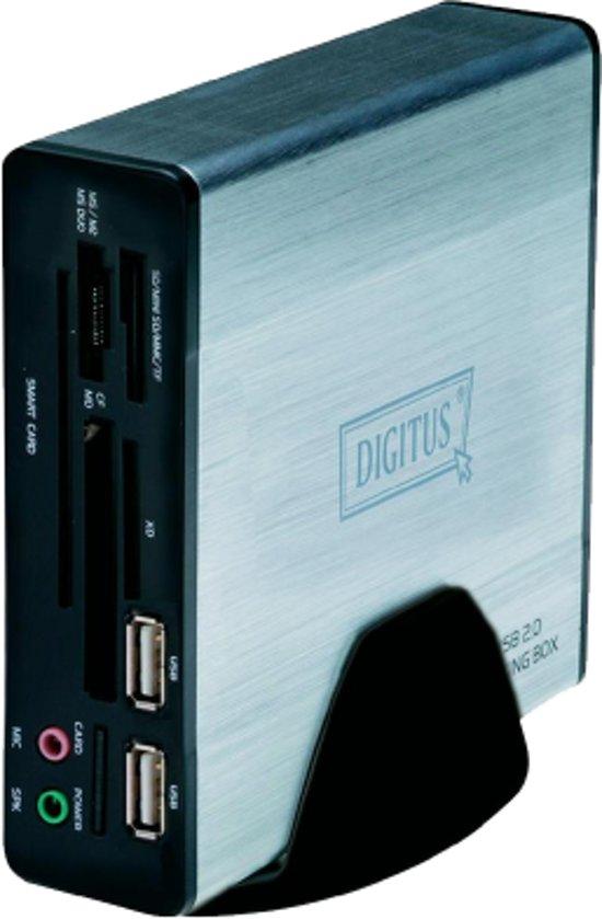 Digitus DC DOCK6 notebook dock & poortreplicator