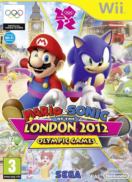 SEGA Mario and Sonic at the London 2012 Olympic Games, Wii kopen