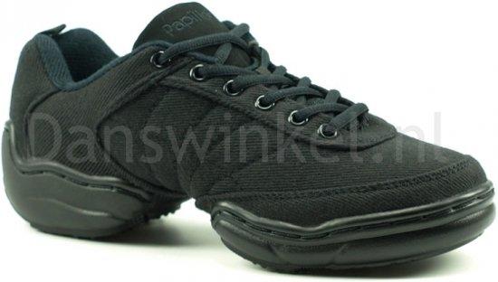 Chaussures De Sport De Danse Papillon - Chaussures De Danse - Unisexe - Taille 38.5 - Noir OFvFM