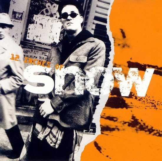 Snow  - 12 Inches Of Snow - Hit CD 1992 Informer