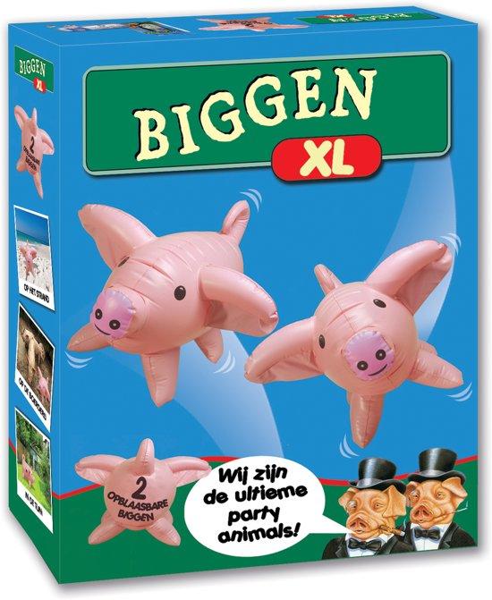 Afbeelding van het spel Biggen XL - Partyspel