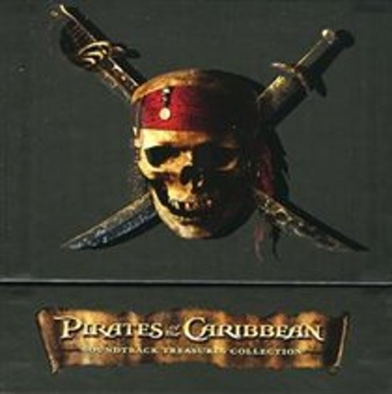 bol com | Pirates Of The Caribbean Soundtrack Treasures