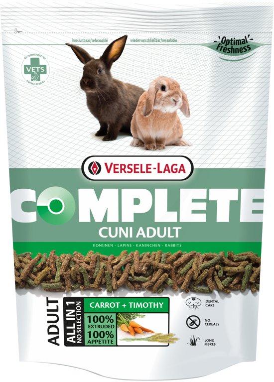 Versele-Laga Complete Cuni - Konijnenvoer - 500 g