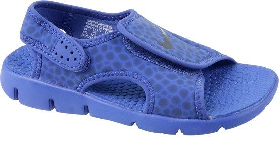 1b5f3884402 Nike Sunray Adjust 4 PS 386518-414, Vrouwen, Blauw, Sportsandalen maat: