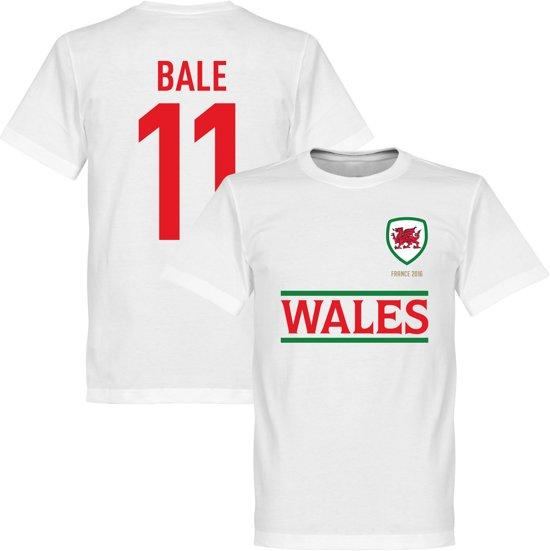 Wales Bale Team T-Shirt - KIDS - 116