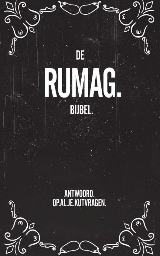 Boek cover RUMAG. BIJBEL. van Rumag (Hardcover)