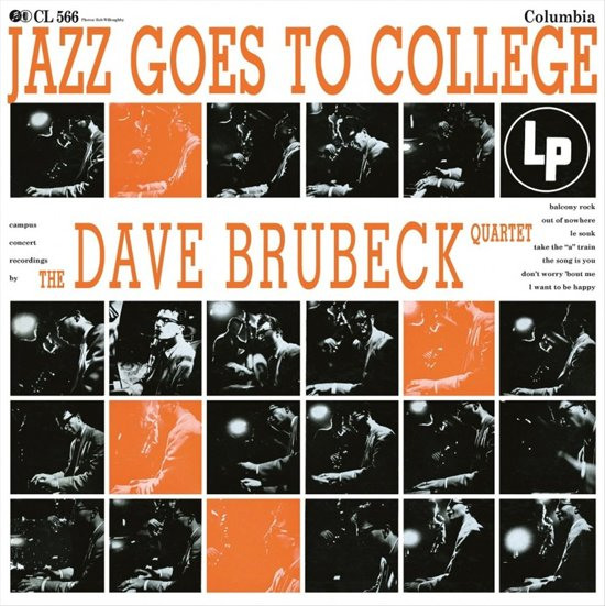 Jazz Goes To College -Hq-