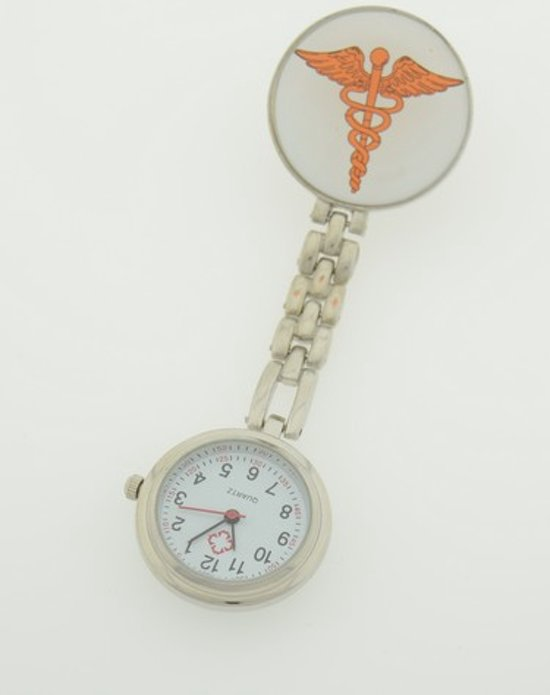 Treasure Trove® Gepersonaliseerd Horloge Logo of Foto Zusterhorloge Dames Heren 25mm