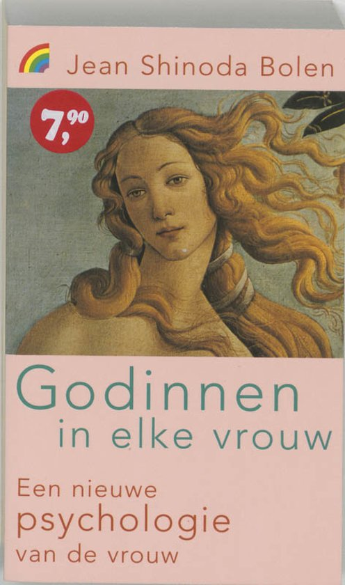 Rainbow pocketboeken 478 - Godinnen in elke vrouw