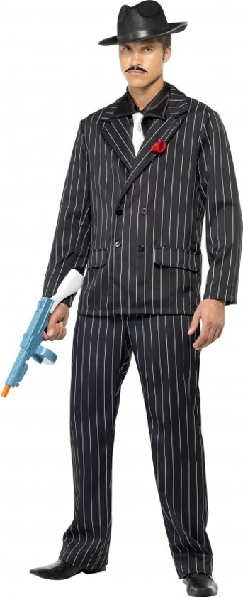 Chaussures Costume De Gangster JJ07W50qb2