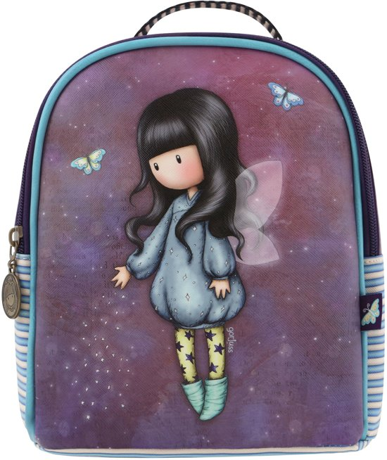 e3090130d0a bol.com | Rugtas Gorjuss Bubble Fairy - Santoro London Schooltas