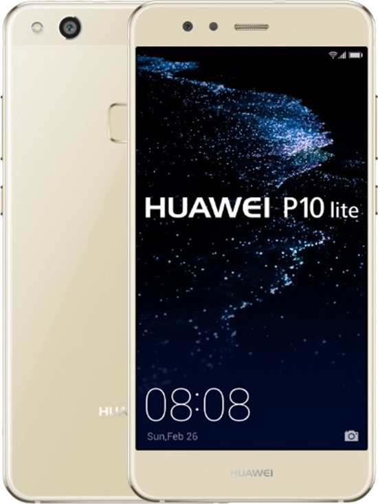 Huawei P10 Lite - 32 GB - Goud