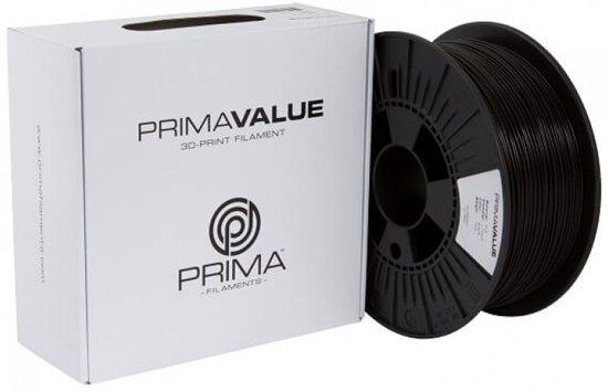 PrimaValue PLA Filament - 2.85mm - 1 kg spool - Zwart