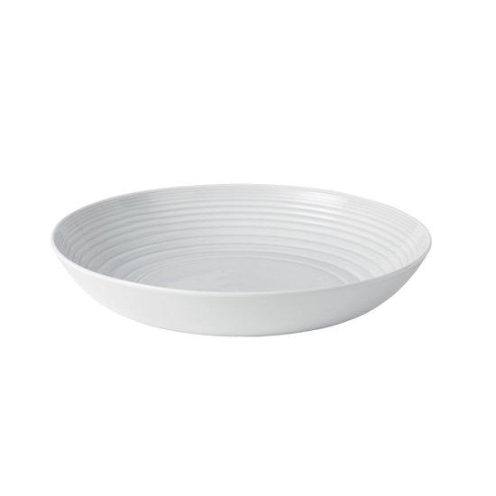 Gordon Ramsay Maze White  Serveerschaal - Ø30cm