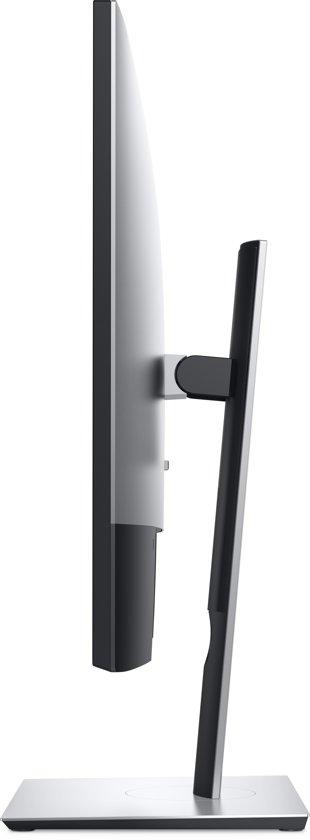 DELL UltraSharp U3219Q LED display 80 cm (31.5'') 4K Ultra HD Flat Mat Zwart, Grijs